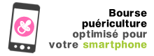 Site mobile bourse-puericulture.org